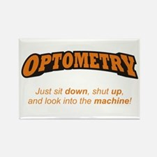 Optometry / Machine Rectangle Magnet