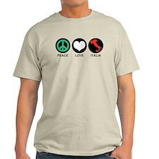 Peace Love Italia T-Shirt
