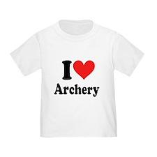 I Heart Archery: T