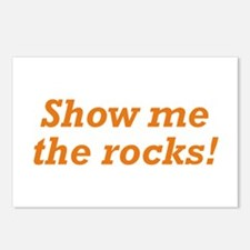Show me the Rocks Postcards (Package of 8)