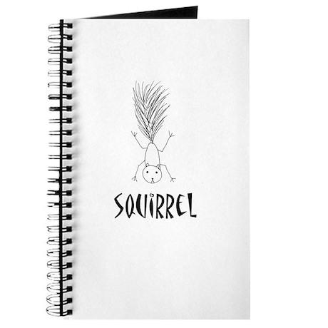 Squirrel Journal
