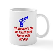 Ted Kennedy's Car Mug