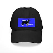 Border Collie design and motif Baseball Hat