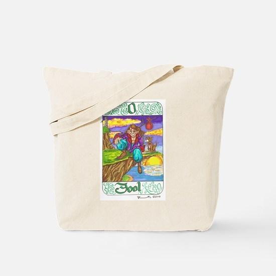 Unique Tarot fool Tote Bag