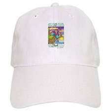 Cute Tarot fool Baseball Cap