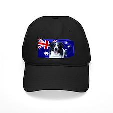 "Border Collie ""Australia"" Baseball Hat"