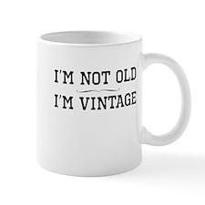 Not Old, Vintage Mug