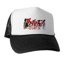 Unique G force Trucker Hat