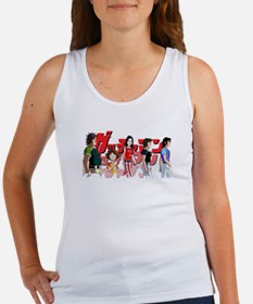 Unique G force Women's Tank Top