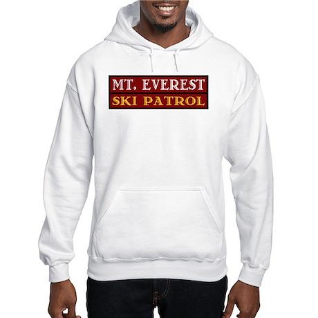 Mt. Everest Ski Patrol Hooded Sweatshirt