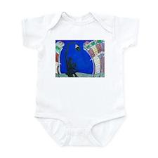 Cool Blues Infant Bodysuit