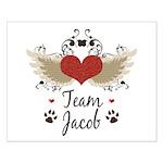 Team Jacob Small Poster