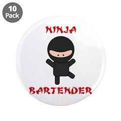 Ninja Bartender Plain 3.5