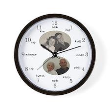 The OGs Custom Wall Clock