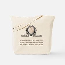 ALEXIS DE TOCQUEVILLE ON THE Tote Bag