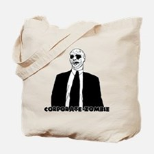 Corporate Zombie Tote Bag