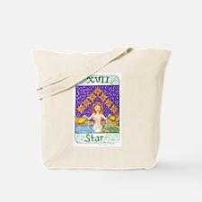 Funny Star tarot Tote Bag