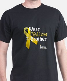 Yellow for Brother T-Shirt