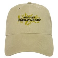 I ROCK THE S#%! - CULINARY Baseball Cap