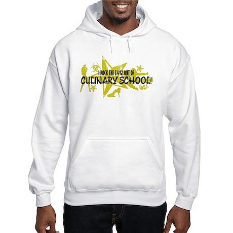 I ROCK THE S#%! - CULINARY Hooded Sweatshirt