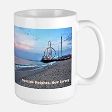 Seaside Heights Large Mug
