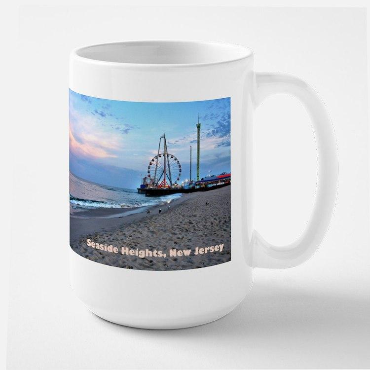 Seaside Heights Large Mug