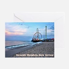 Seaside Heights Greeting Cards (Pk of 10)