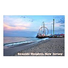 Seaside Heights Postcards (Package of 8)