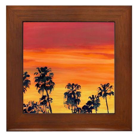 The Big Picture Framed Tile