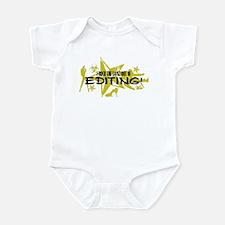 I ROCK THE S#%! - EDITING Infant Bodysuit