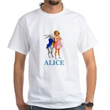 ALICE & THE WHITE RABBIT Shirt