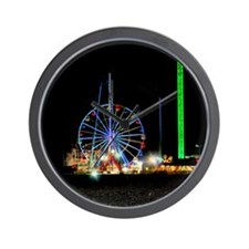 Cool Ferris wheel Wall Clock