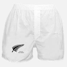 New Zealand (Fern) Boxer Shorts