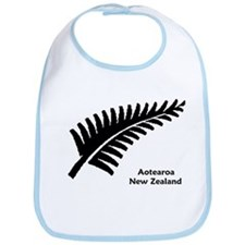 New Zealand (Fern) Bib