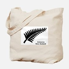 New Zealand (Fern) Tote Bag