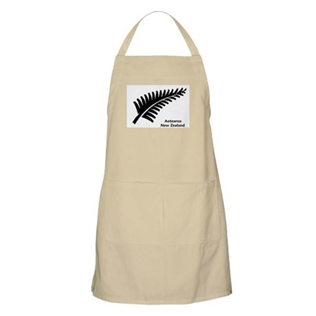 New Zealand (Fern) Apron