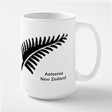 New Zealand (Fern) Mug
