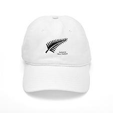 New Zealand (Fern) Baseball Cap