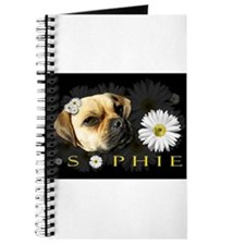 Sopie Puggle Black Journal