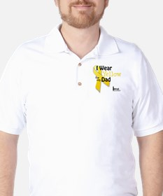 Yellow for Dad T-Shirt