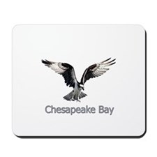 Chesapeake Bay Osprey Mousepad