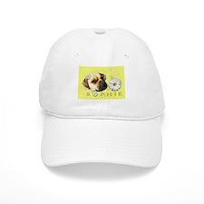 Sopie Puggle Yellow Baseball Cap