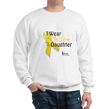 Yellow for Daughter Sweatshirt