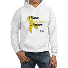 Yellow for Father Hoodie