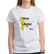 Yellow for Father Tee