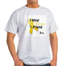 Yellow for Friend T-Shirt