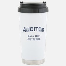 Auditor - Work Travel Mug