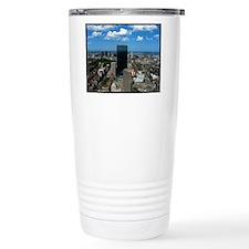 John Hancock Building Travel Mug