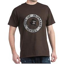 Vintage Fairbanks Alaska T-Shirt