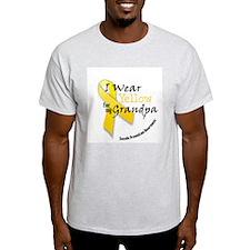 Yellow for Grandpa T-Shirt